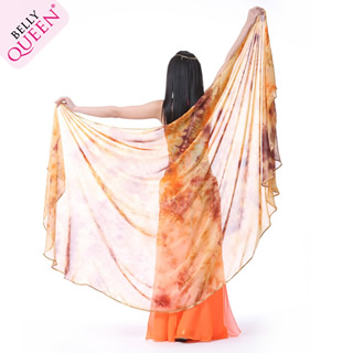 Dancewear Belly Dance Veil For Women 250 cm*120cm