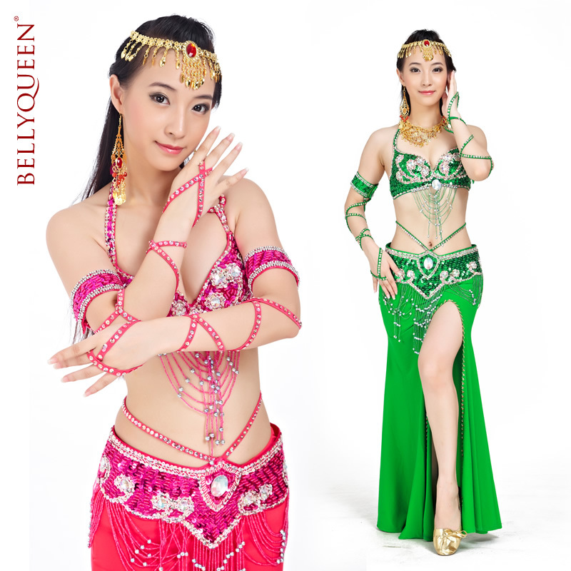 Dancewear Polyester Belly Dance sleeves 12 Colors